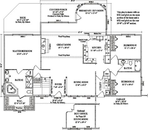 wardcraft homes floor plans ashby by wardcraft homes ranch floorplan