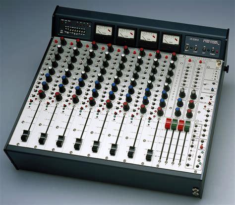 Stereo Master Mixer cs106 1 professional audio mixer
