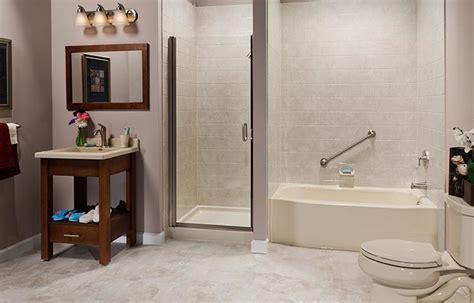 Master Bath Remodel   One Day Large Bathroom Remodeling
