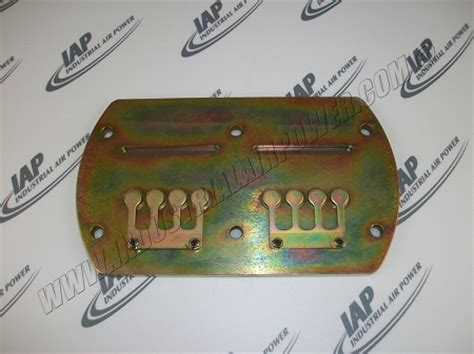ingersoll rand  valve plate ss assembly