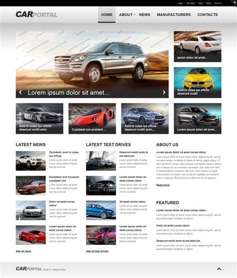 nett auto reparatur website vorlage ideen ideen