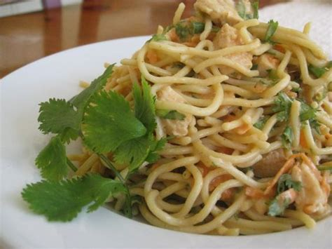 thai pasta salad trader joes thai pasta salad knockoff cannot wait to try