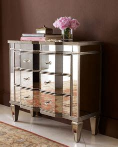 libby silver mirrored dresser libby silver mirrored 3 drawer chest silver