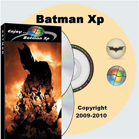 Cd Kotak Terbaik 2nd Original windows batman xp sp 3 edition
