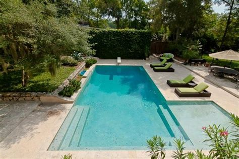 beautiful swimming pools 35 beautiful swimming pool landscaping with trees to get