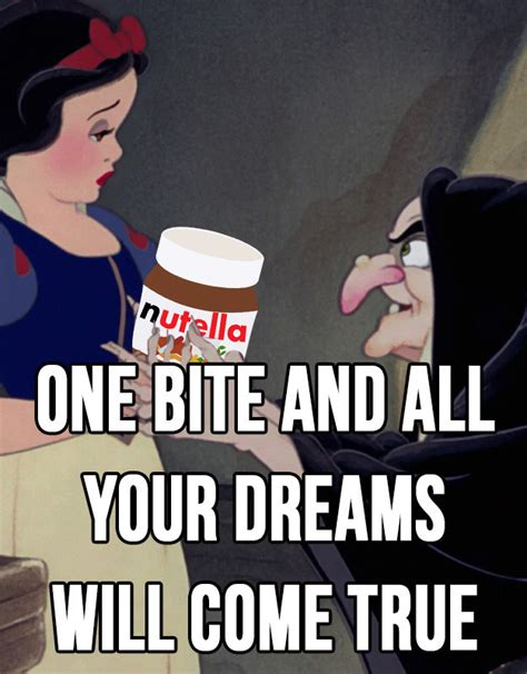 Nutella Meme - 17 disney nutella memes guaranteed to make you laugh out