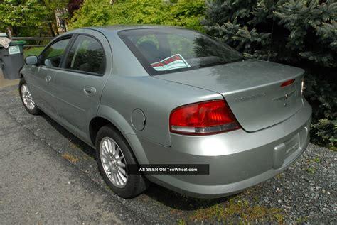 Chrysler Sebring 2006 by 2006 Chrysler Sebring Base Sedan 4 Door 2 4l