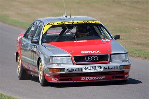 Audi V8 Dtm by Audi V8 Quattro Dtm 2009 Goodwood Festival Of Speed