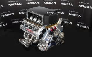 Nissan V8 Engine Nissan V8 Supercar Engine Revealed Photos 1 Of 2