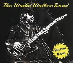 cd review  wailin walker band buzzsaw boogie