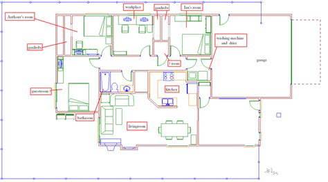 christmas vacation house floor plan image gallery smosh home