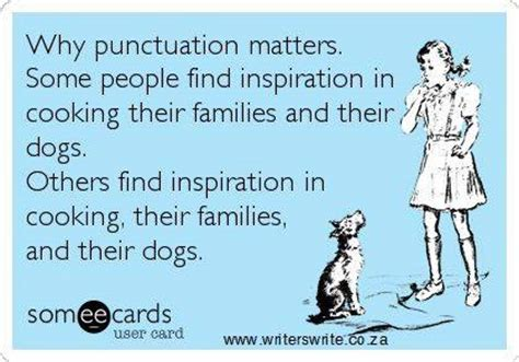 ecard why punctuation matters jokes memes pictures