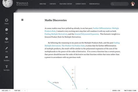 site layout wikipedia projetos de redesign dos sites mais famosos do mundo dsgnbr