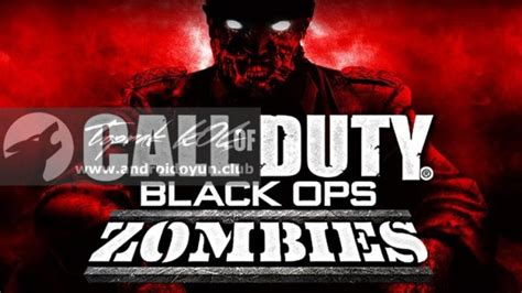 call of duty black ops zombies v1 0 11 mod apk para hileli - Call Of Duty Black Ops Zombies Apk Mod