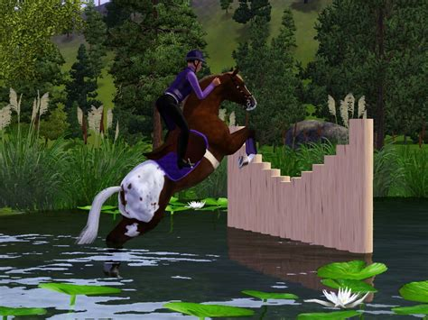 Jump Cc equus sims cc database miscellaneous cross country jumps