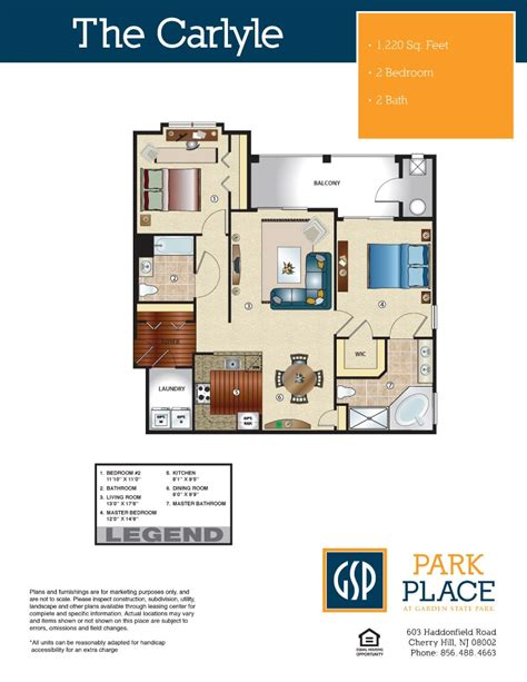 park place floor plans park place at garden state park condos and townhouses in cherry hill nj floor plans