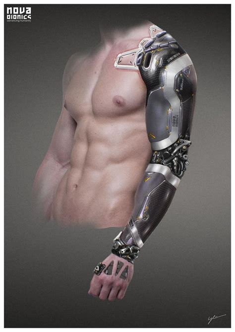 bionic arm tattoo cyberpunk bionic arm search ideas and