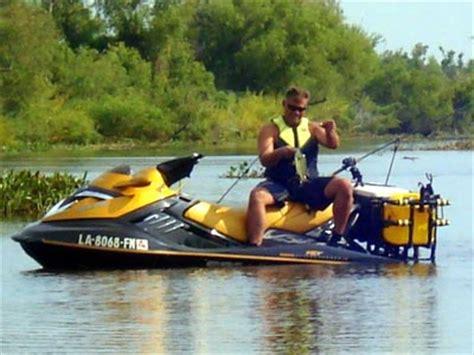 can sea doo boats go in saltwater jet ski fishing makes the news again jet ski brian
