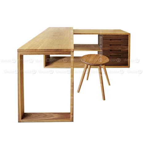Desk Bell Hongkong modern wood furniture hong kong solid wood desk and work table burnell solid wood extendable