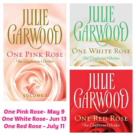 by julie garwood one white rose one pink rose by julie garwood book review a midlife wife