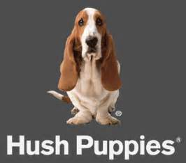 what are hush puppies made out of hush puppies logo