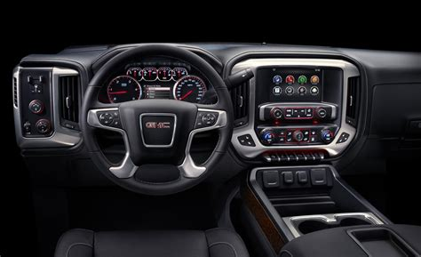 2015 gmc interior car and driver