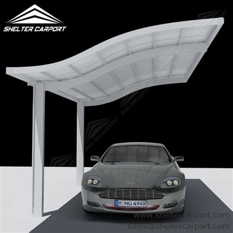 Used Cer Awnings For Sale by Large Aluminum Carport With Waves Top Shelter Carport