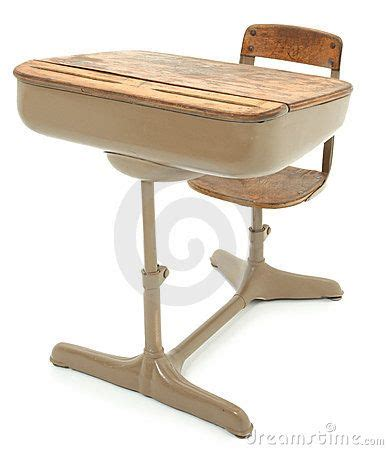 school desk long long ago pinterest