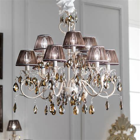 swarovski crystals chandelier bronze swarovski chandelier juliettes