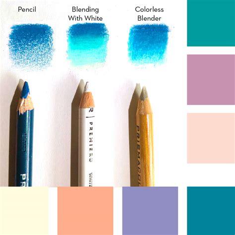 blender colors prismacolor pencils blenders davenport