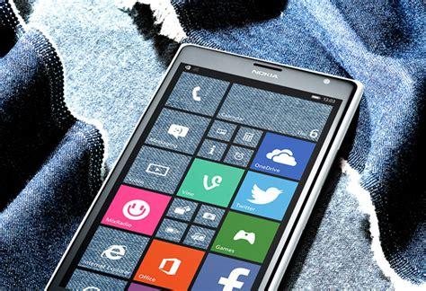 Microsoft Lumia Denim microsoft s centric lumia denim update starts rolling out phonebunch