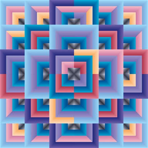 geometric pattern quilt fun and fine art by sheryl karas quilt designs and