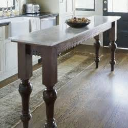 Narrow Kitchen Island Table Narrow Island For Small Kitchen Legs Lace Fretwork For Island Table Bathroom Pinterest