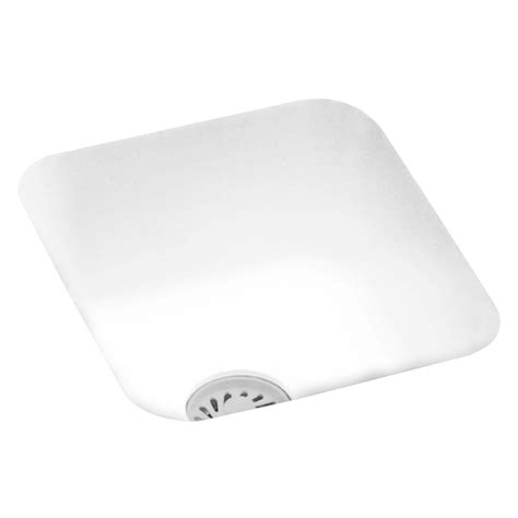 Solid Surface Undermount Sinks by Swan Undermount Solid Surface 13 4 In 0 Single Bowl