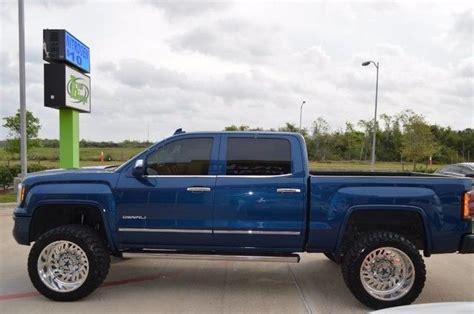gmc custom trucks 3gtu2pec6gg120625 2016 gmc 1500 denali custom