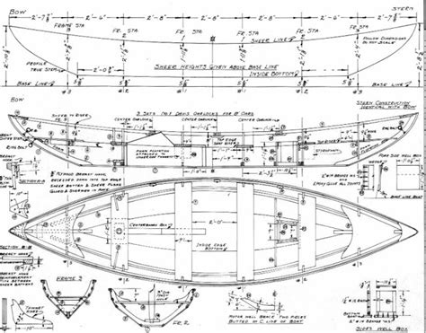 sailing boat plans free robert texas dory plans how to building plans