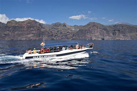 boat trip tenerife masca trekking tour boat trip