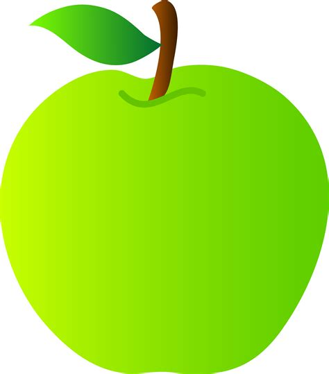 clip apple apple computer clip clipart panda free clipart images