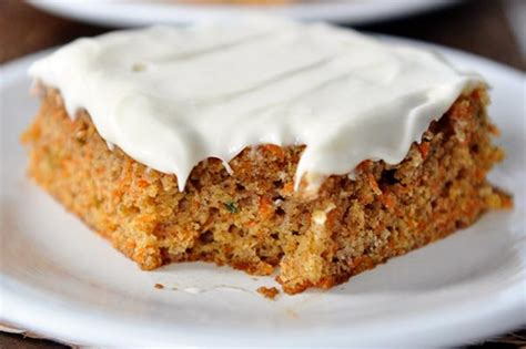 Carrot Cake Cheese carrot sheet cake with cheese frosting recipe just a pinch recipes