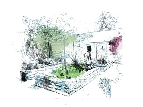 House Drawing Designs Cool Architecture Drawings Of Dream 8 landscape design principles garden design