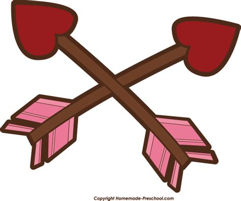 valentines day arrow arrow clipart clipart suggest