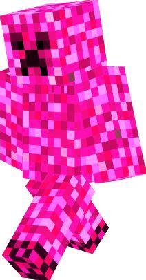 girly minecraft wallpaper minecraft skin for girls pink creeper minecraft pinterest