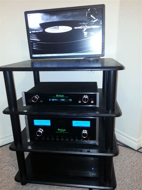 quest hifi audio rack component stand shelf for sale