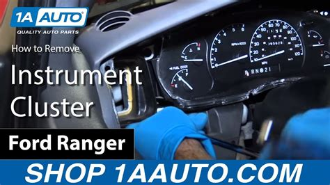 online service manuals 1985 ford tempo instrument cluster how to remove reinstall instrument cluster 1993 03 ford ranger buy quality auto parts at 1aauto
