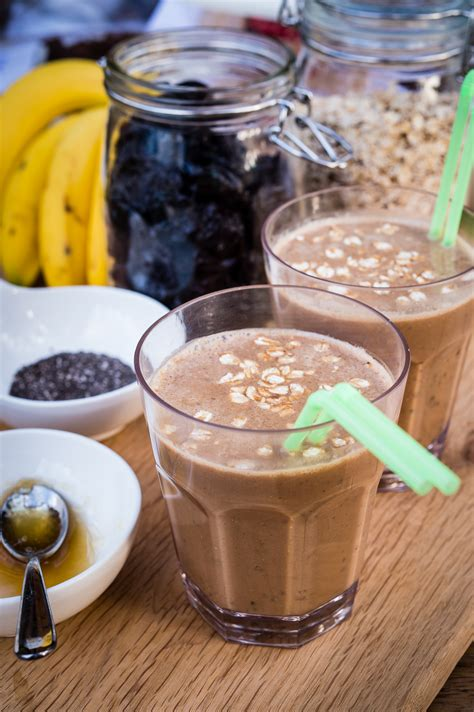 Detox Breakfast Indian by Beverages Dried Plum And Prune Recipes California