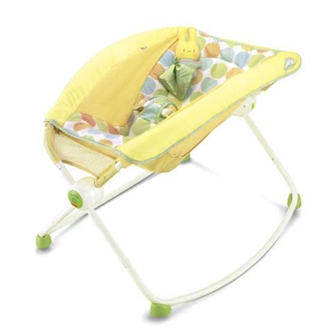 how to transition baby from swing to crib fisher price newborn rock and play sleeper hammock style