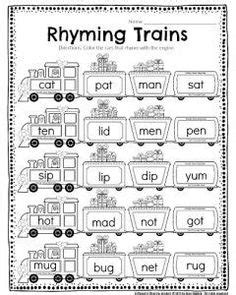 rhyming pattern activities spring kindergarten worksheets kindergarten worksheets