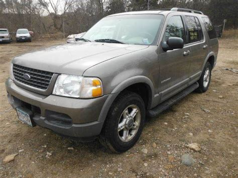 Ford Explorer Gas Mileage by Average Gas Mileage 2002 Ford Explorer