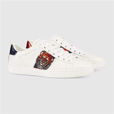gucci shoes ace embroidered sneaker gucci s sneakers
