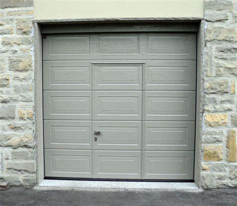sezionali garage portoni garage sezionali